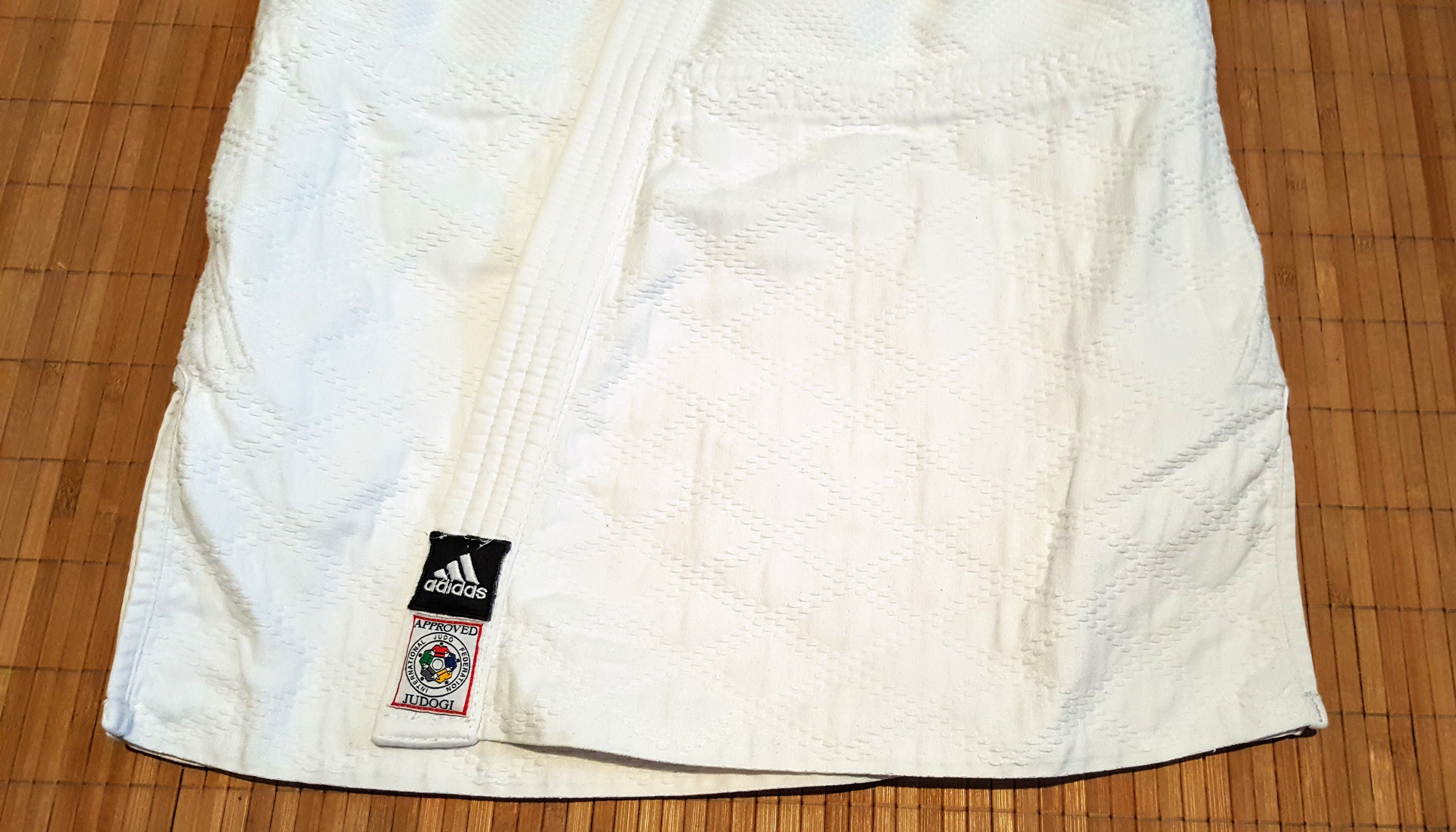 adidas Champion II judo suit in test and long term